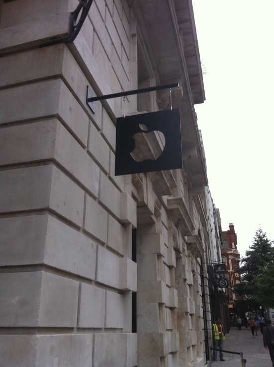 Apple Retail Store de Covent Garden, em Londres