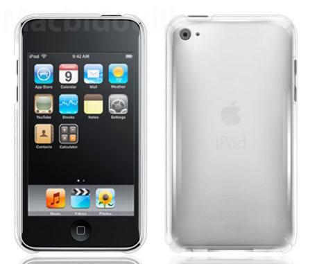 iPod touch 4G revelado?