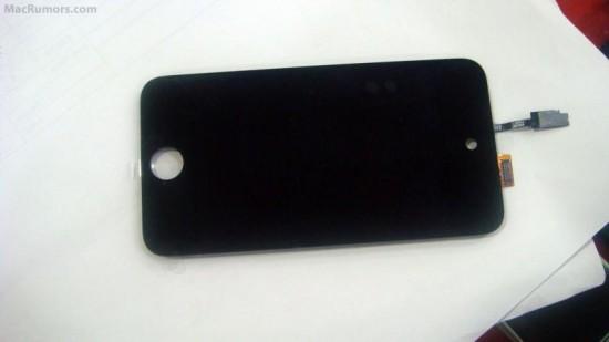LCD do novo iPod touch?