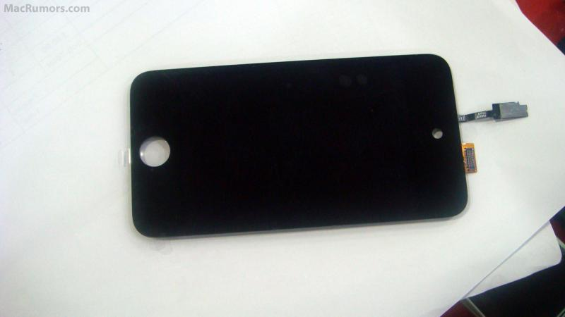 LCD do novo iPod touch?