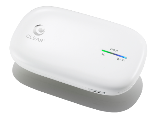 Clearwire iSpot