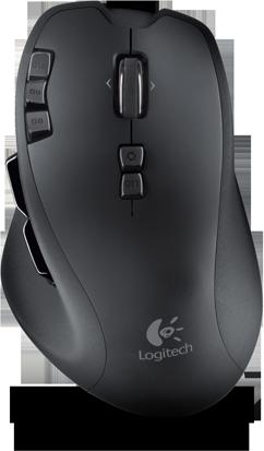 Novo mouse da Logitech