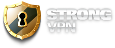 Logo do Strong VPN