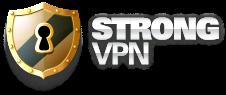 Logo do Strong VPN