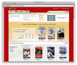 Netflix acessado via VPN