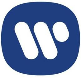 Logo do Warner Music Group (WMG)