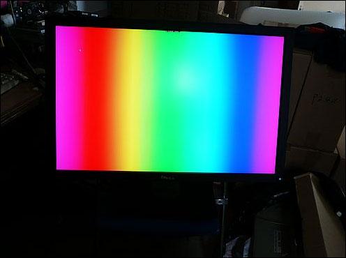 Monitor Dell U3011