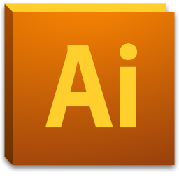 Ícone do Adobe Illustrator CS5