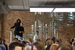 Apple Store, Covent Garden — Escada espiral
