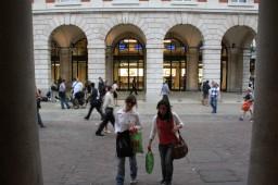 Apple Store, Covent Garden — Fachada