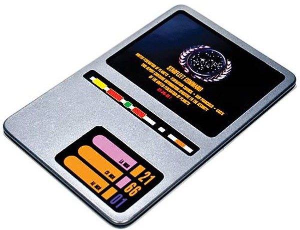 PADD, de Star Trek: The Next Generation