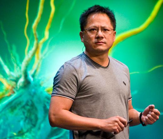 Jen-Hsun Huang, CEO da NVIDIA