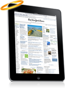 iPad halo