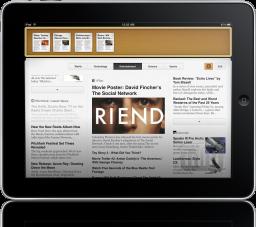 Times no iPad