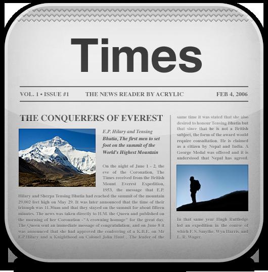 Ícone do Times