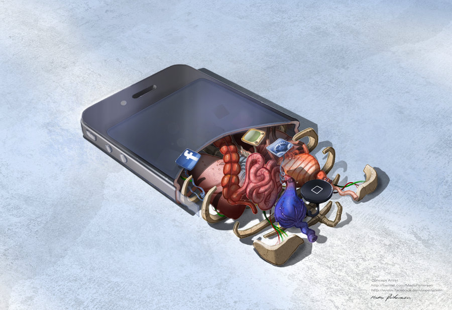 Anatomia de um iPhone