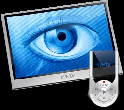 Ícone do EyeTV Lite