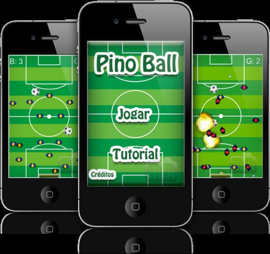 Pino Ball em iPhones