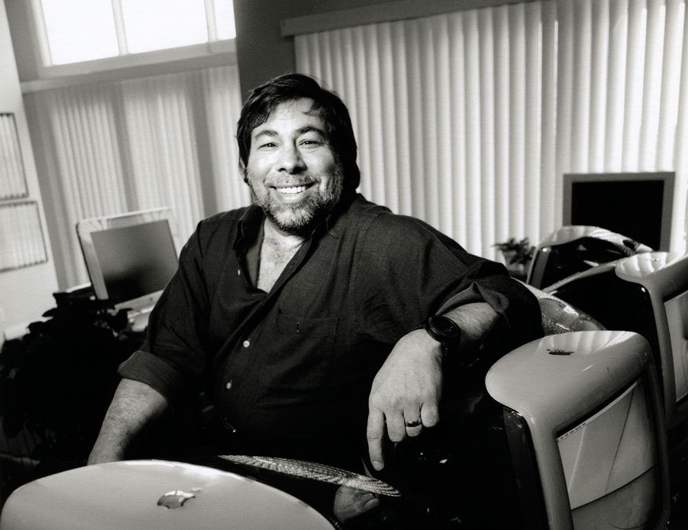 Stephen/Steve Wozniak, o Woz