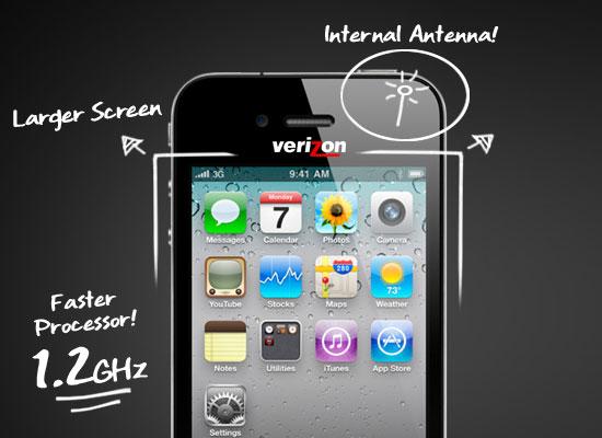 iPhone 4 na Verizon