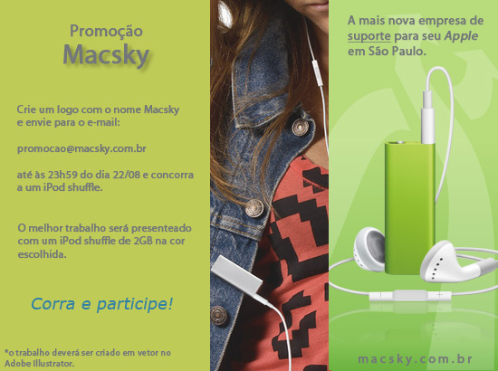 Promoção Macsky