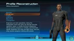 Mass Effect no Xbox 360