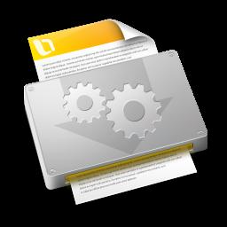 Ícone do Open XML File Format Converter para Mac
