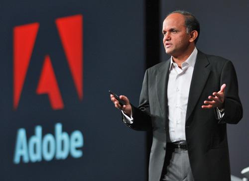 Shantanu Narayen, CEO da Adobe
