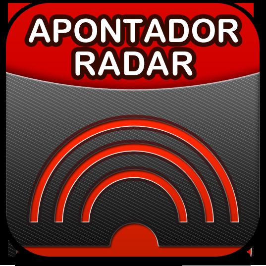 Ícone do Apontador Radar