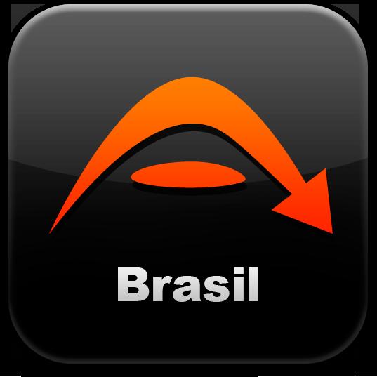 Ícone do Sygic Aura Drive Brasil