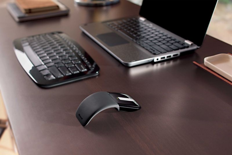Arc Touch Mouse; Microsoft