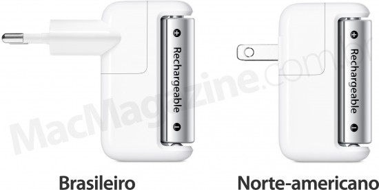 Comparativo de Apple Battery Chargers