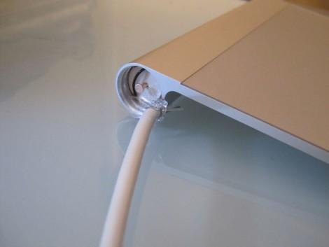 Magic Trackpad alimentado por USB