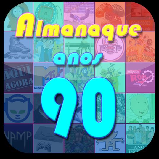 Ícone do Almanaque Anos 90