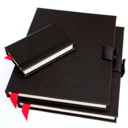 Cases Moleskine; Pad&Quill