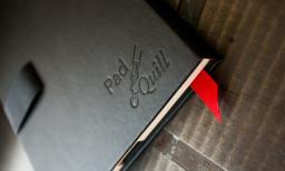 Case Moleskine para iPad; Pad&Quill