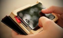 Case Moleskine para iPhone; Pad&Quill