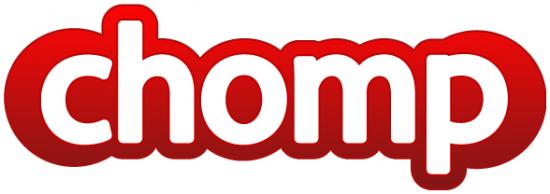 Chomp, logo