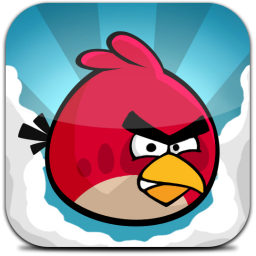 Ícone do Angry Birds