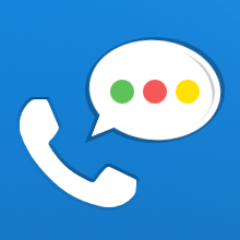 Logo do Google Voice