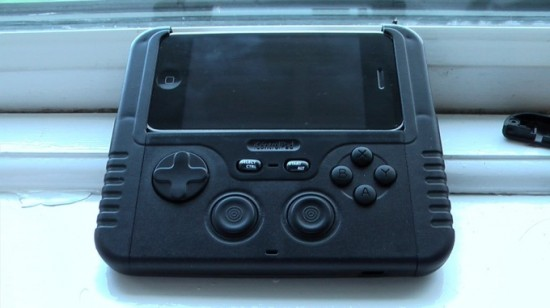 iControlPad com iPhone