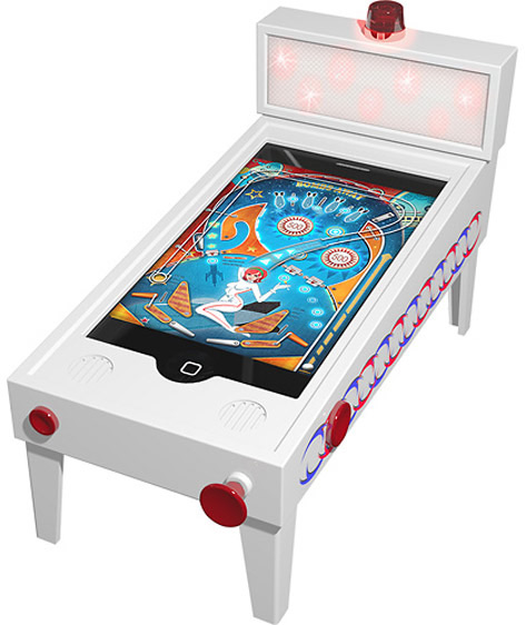 Pinball Magic com iPhone