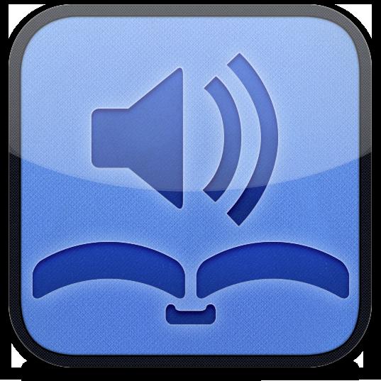 Ícone do Audiobooks