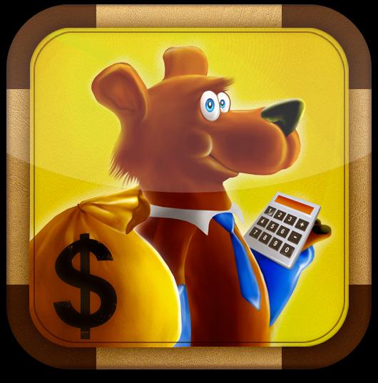 Ícone do Money for iPad