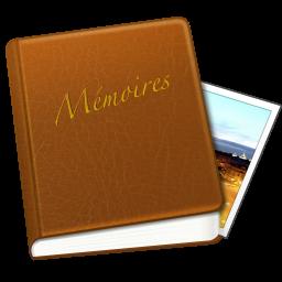 Ícone do Mémoires