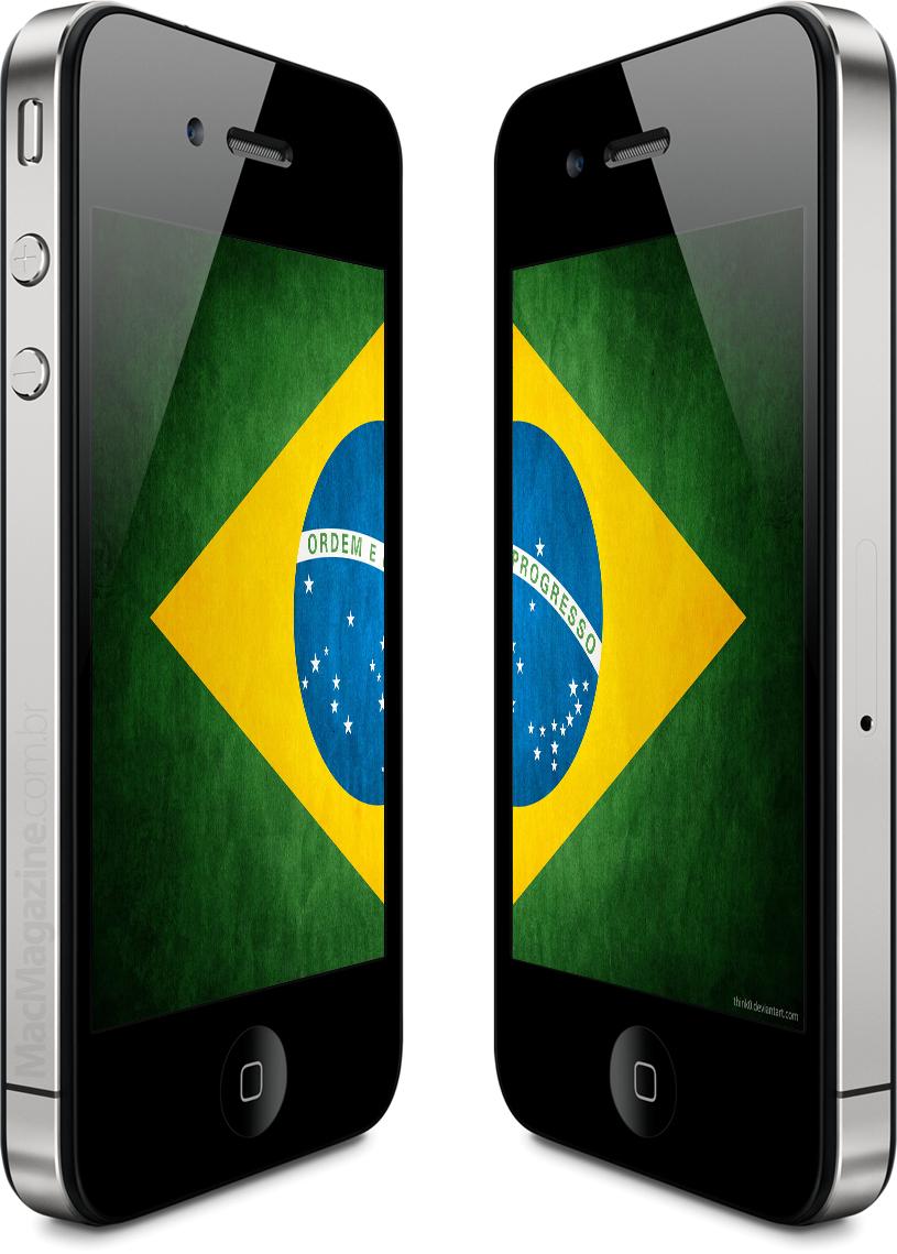 iPhone 4 no Brasil