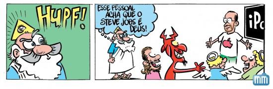 Radicci - Deus abencoe Steve Jobs