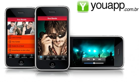 YouApp, da 01 Digital