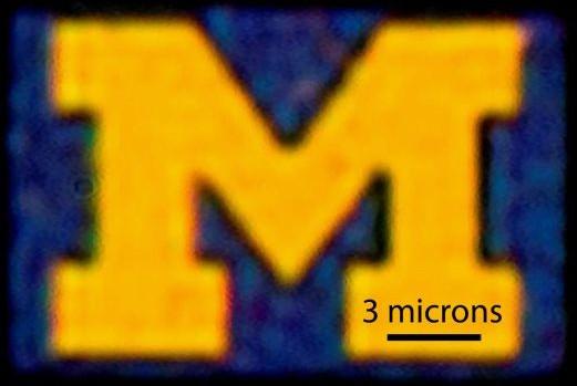 Símbolo da Universidade de Michigan