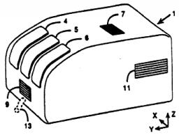 Patente de mouse da Triton Tech